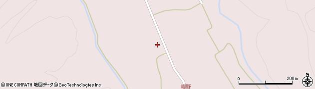 山形県尾花沢市細野565周辺の地図