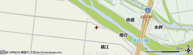 宮城県大崎市三本木蒜袋(原境)周辺の地図