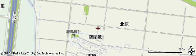 宮城県大崎市三本木高柳(鹿島)周辺の地図
