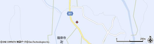山形県尾花沢市鶴子442周辺の地図