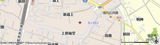 宮城県大崎市古川大幡(新田)周辺の地図