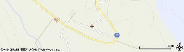山形県尾花沢市延沢781周辺の地図