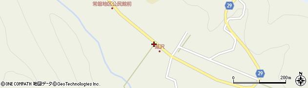 山形県尾花沢市延沢760周辺の地図