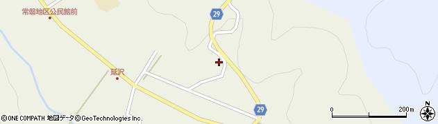 山形県尾花沢市延沢739周辺の地図