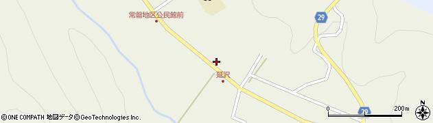 山形県尾花沢市延沢797周辺の地図