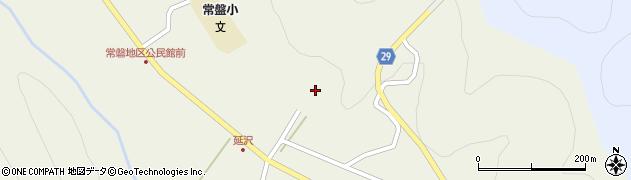 山形県尾花沢市延沢819周辺の地図