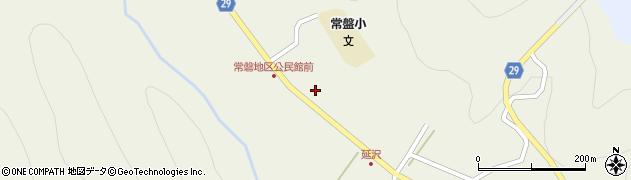 山形県尾花沢市延沢804周辺の地図
