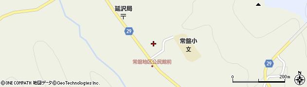 山形県尾花沢市延沢892周辺の地図