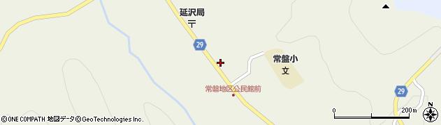 山形県尾花沢市延沢895周辺の地図