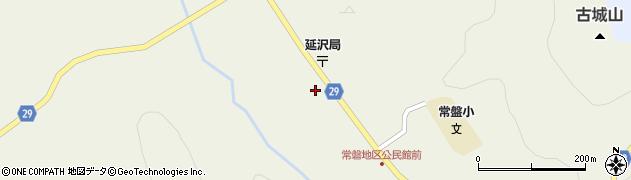 山形県尾花沢市延沢977周辺の地図