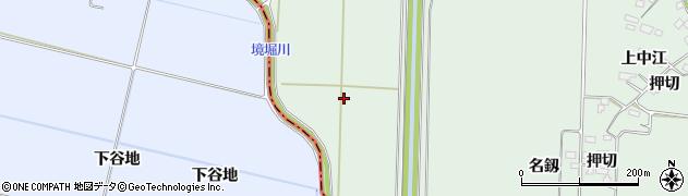 宮城県大崎市古川飯川(新馬場)周辺の地図