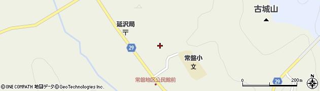 山形県尾花沢市延沢3351周辺の地図