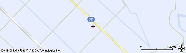 山形県尾花沢市鶴子1276周辺の地図