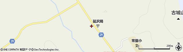 山形県尾花沢市延沢972周辺の地図