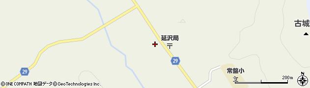 山形県尾花沢市延沢970周辺の地図