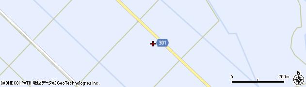 山形県尾花沢市六沢348周辺の地図