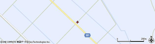 山形県尾花沢市六沢315周辺の地図