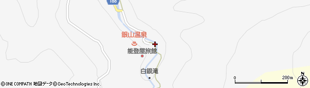 山形県尾花沢市銀山新畑449周辺の地図
