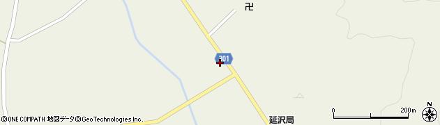 山形県尾花沢市延沢960周辺の地図
