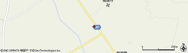 山形県尾花沢市延沢959周辺の地図
