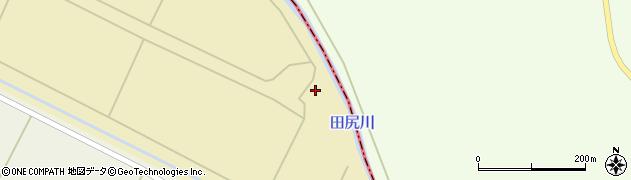 宮城県大崎市田尻大沢(北川渕南)周辺の地図