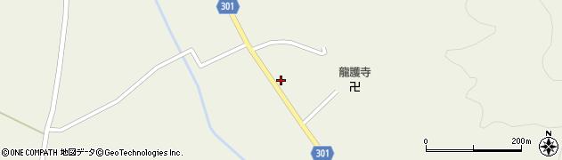 山形県尾花沢市延沢931周辺の地図