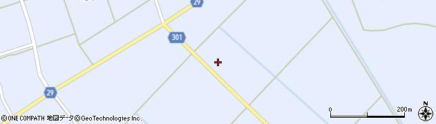 山形県尾花沢市六沢338周辺の地図