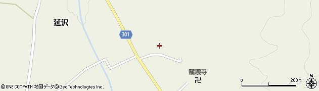山形県尾花沢市延沢3130周辺の地図