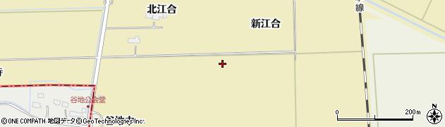 宮城県大崎市田尻大沢(新江合)周辺の地図