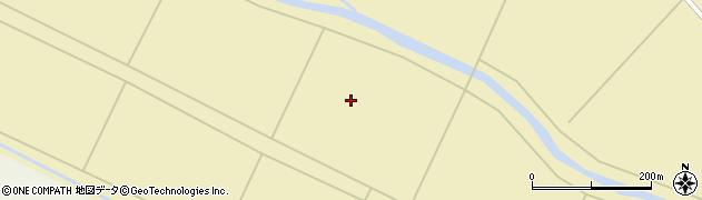 宮城県大崎市田尻大沢(新北川渕南)周辺の地図