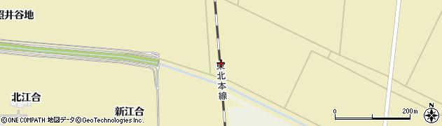宮城県大崎市田尻大沢(北善光寺三)周辺の地図