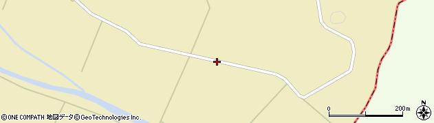 宮城県大崎市田尻大沢(泉ケ崎一)周辺の地図