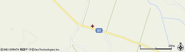 山形県尾花沢市延沢1959周辺の地図