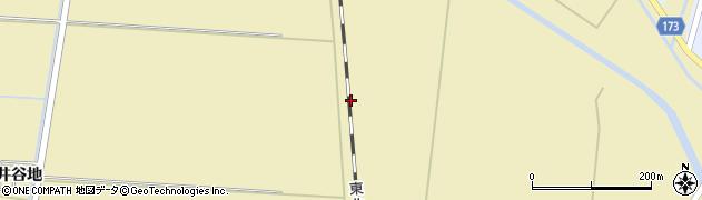 宮城県大崎市田尻大沢(松原江)周辺の地図