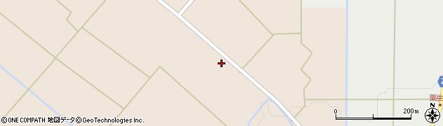 山形県尾花沢市原田326周辺の地図