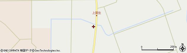 山形県尾花沢市原田285周辺の地図