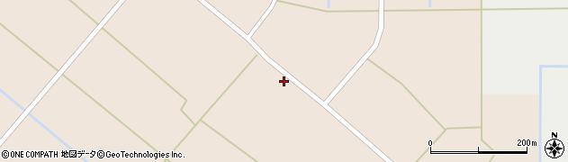 山形県尾花沢市原田17周辺の地図