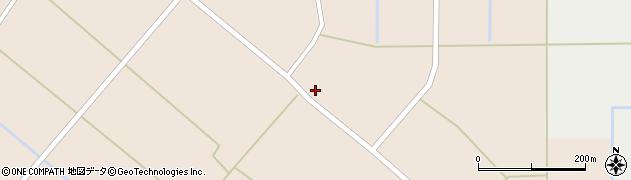 山形県尾花沢市原田22周辺の地図