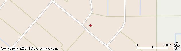 山形県尾花沢市原田20周辺の地図