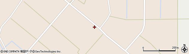 山形県尾花沢市原田33周辺の地図