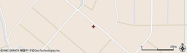 山形県尾花沢市原田43周辺の地図