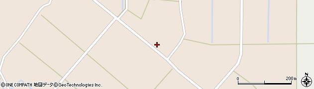 山形県尾花沢市原田38周辺の地図