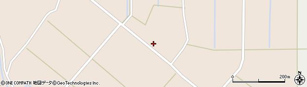 山形県尾花沢市原田42周辺の地図