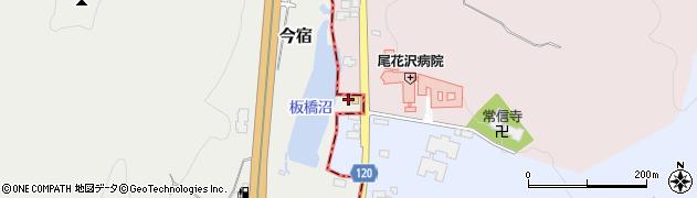 山形県尾花沢市五十沢179周辺の地図