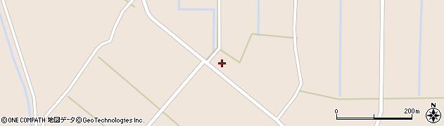 山形県尾花沢市原田58周辺の地図