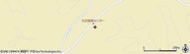 宮城県大崎市田尻大沢(塚越二)周辺の地図