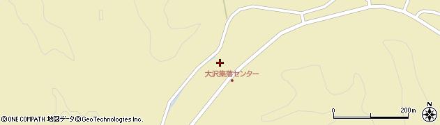 宮城県大崎市田尻大沢(塚越一)周辺の地図