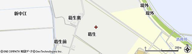 宮城県大崎市古川荒田目周辺の地図