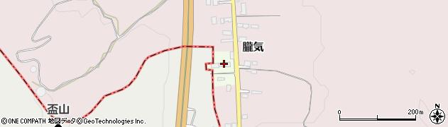 山形県尾花沢市尾花沢2297周辺の地図
