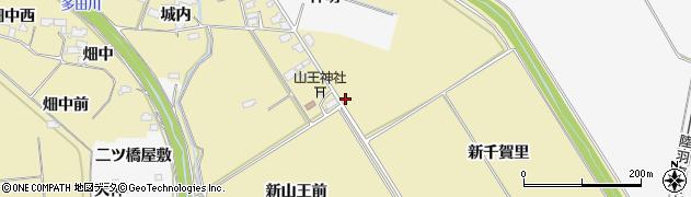 宮城県大崎市古川柏崎(神明前)周辺の地図